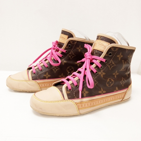 Botines Louis vuitton Monogran