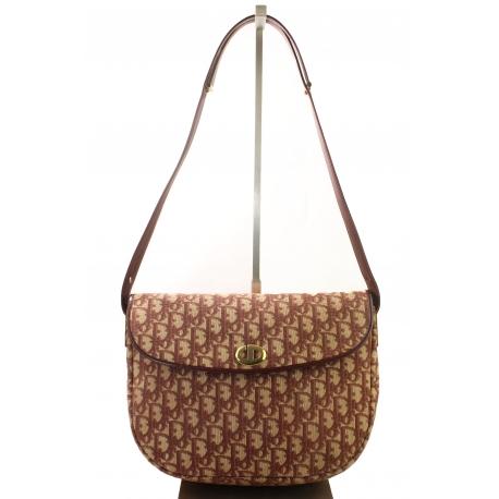 Dior Canvas Handbag