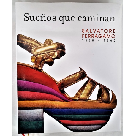 Salvatore Ferragamo Book