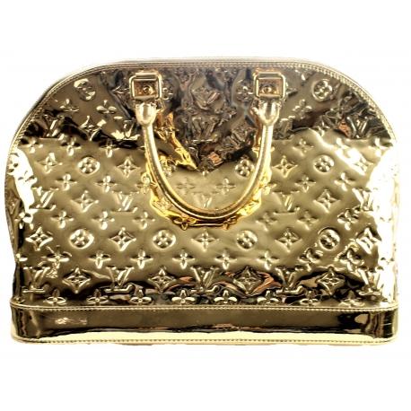 Bolso Edición Limitada Louis Vuitton Alma Miroir