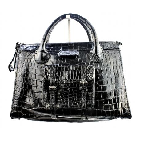 Chloe Crocodile Vintage Handbag