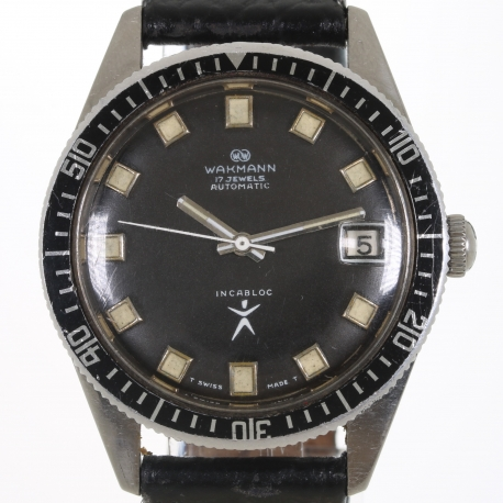 Wakmann Military Diver