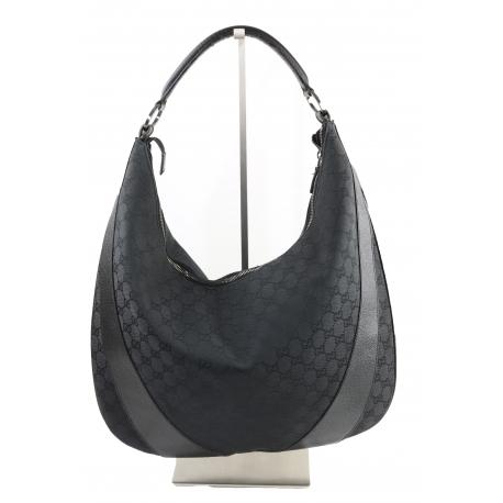 Gucci Monogram Canvas Handbag
