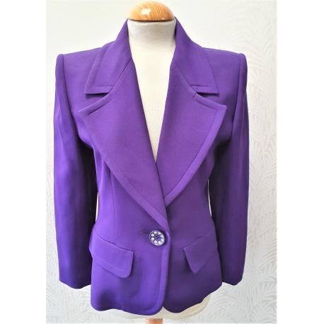 Chaqueta Yves Saint Laurent