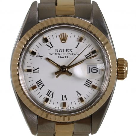 Rolex Date Full Set