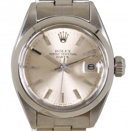 Rolex Date Sra 1978 ref 6916