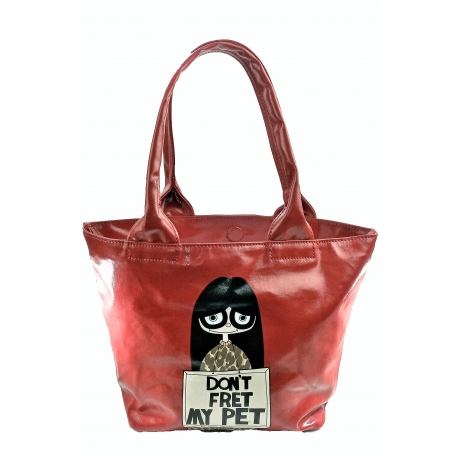 """Bolso Marc Jacobs Tote """"Dont Fret my Pet"""""""