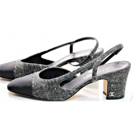 Zapatos Chanel Tweed