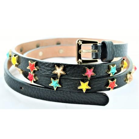 Cinturón de Valentino de estrellas