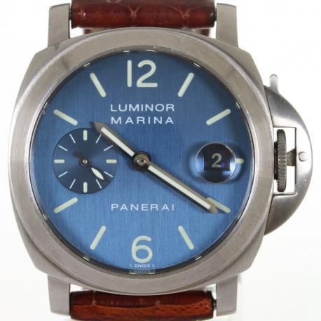 Panerai Luminor Marina OP 6560 Blue
