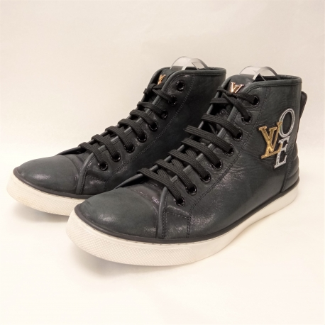 Botin Deportivas Louis Vuitton