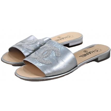 Zapatos verano Chanel