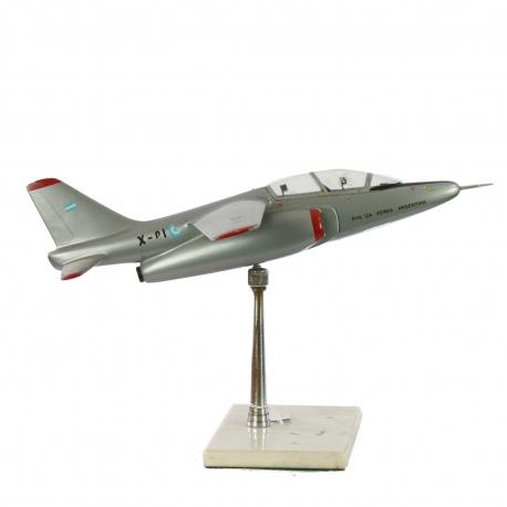 MaquetaAvión Caza Fuerza Aérea Argentina