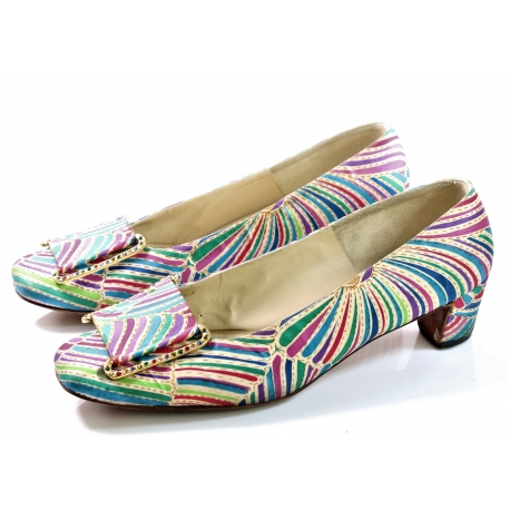 Roger Vivier Paris woman shoes