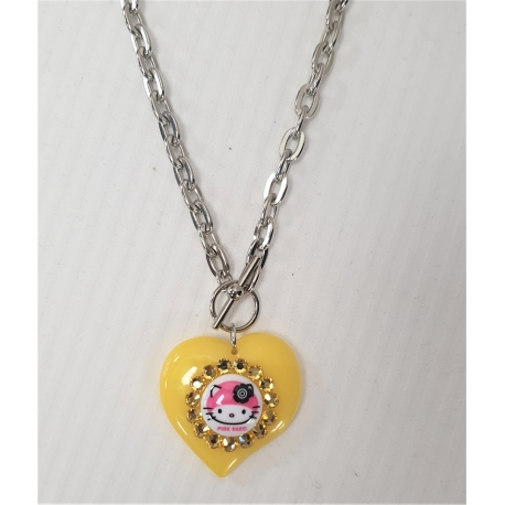 "Collar Tarina Tarantina ""Hello Kitty"""