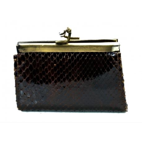 Vintage Snake Wallet