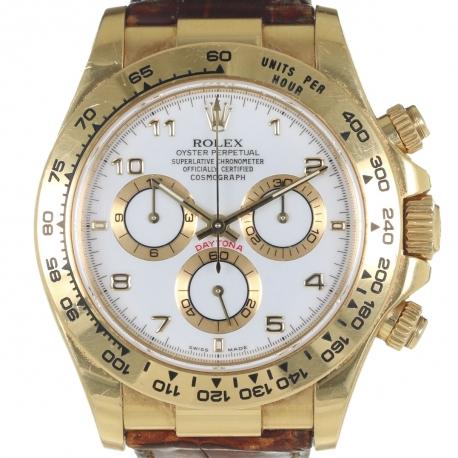 Rolex Daytona 116518 Gold K Series