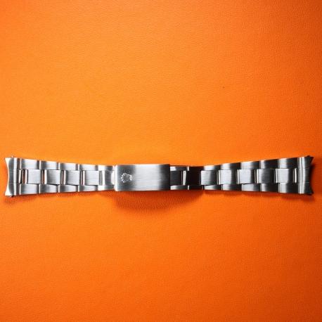 Rolex Brazalete años 70 ref 7835 19mm