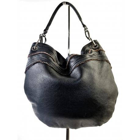 Loewe Shearling Wool Bag