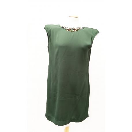 Vestido Bluemarine verde
