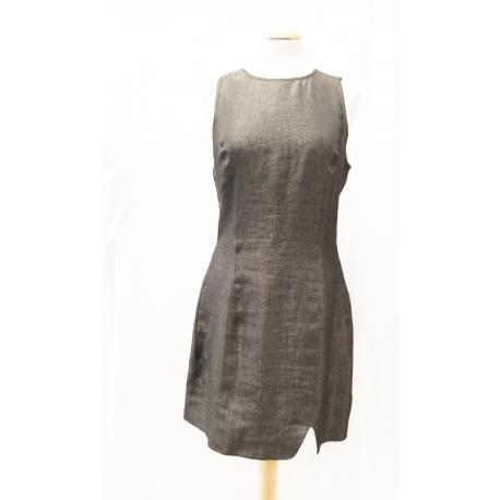 Vestido Cerruti 1881 color plata