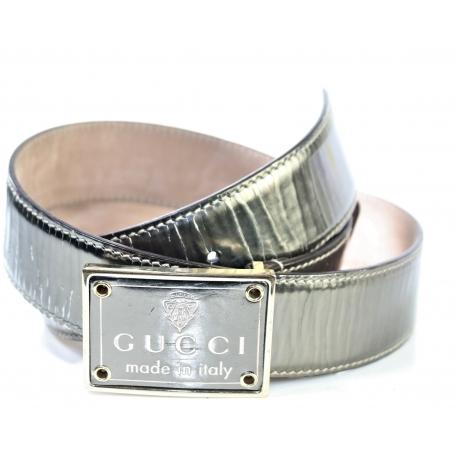 Cinturón Gucci Dorado