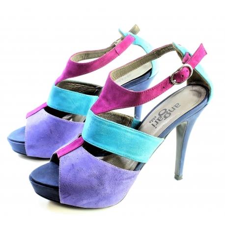 Angari Elda suede Sandals