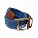 Carolina herrera braided belt
