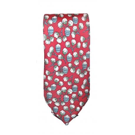 Corbata Hermes Roja