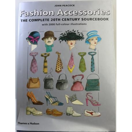"""Libro """" Fashion Accessories"""" de John Peacock editado por James & Hudson"""
