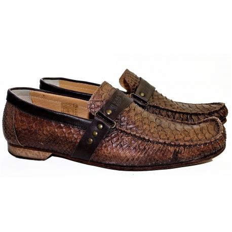 Zapatos Cavalli Pitón