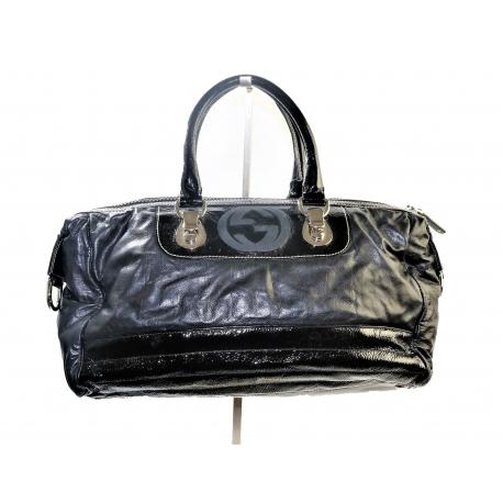 Bolso Gucci Charol y Piel Vintage