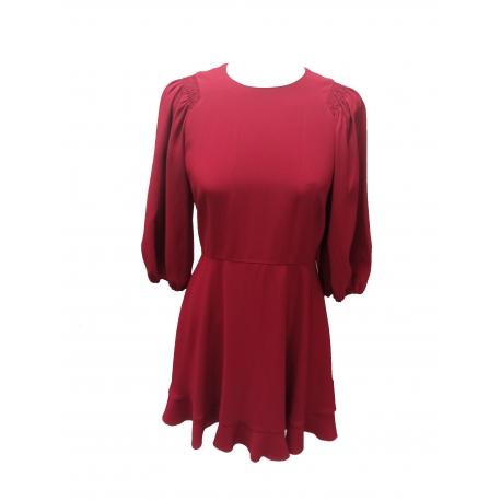 Vestido Red Valentino rojo